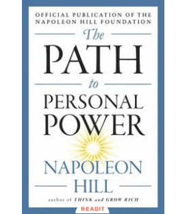 The path to personal power,Napoleon Hill