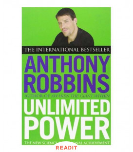 Unlimited power,Anthony Robbins