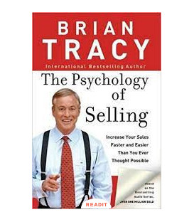 the psyhology of selling,Brian Tracy