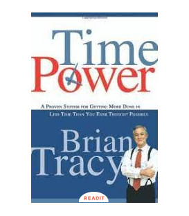 Time power,Brian Tracy