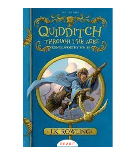 Quidditch Through the Ages,J.K. Rowling
