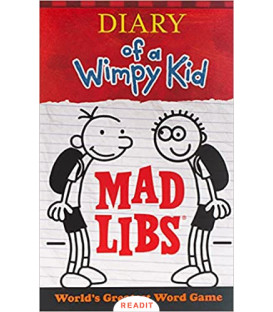Diary of a wimpy kid. Mad Libs
