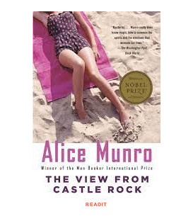 The view from castle rock,Alice Munro