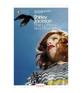 The lottery and other stories,Shirley Jackson