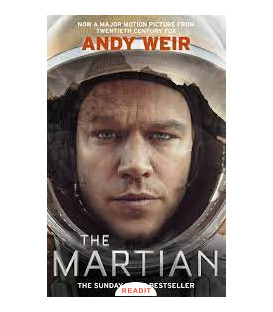 The Martian,Andy Weir