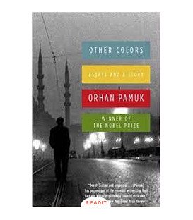 Other colors essays and a story,Orhan pamuk