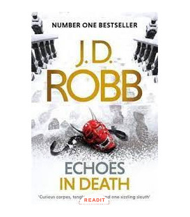 Echoes in death,J.D. Robb